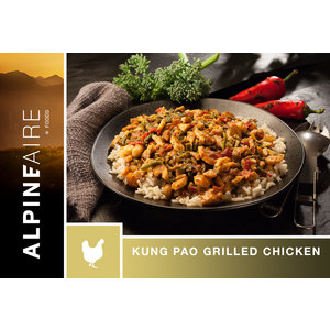 ALPINEAIRE Kung Pao Grilled  Chicken