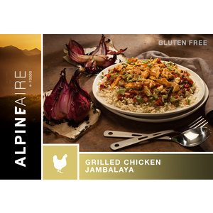 ALPINEAIRE Grilled Chicken Jambalaya