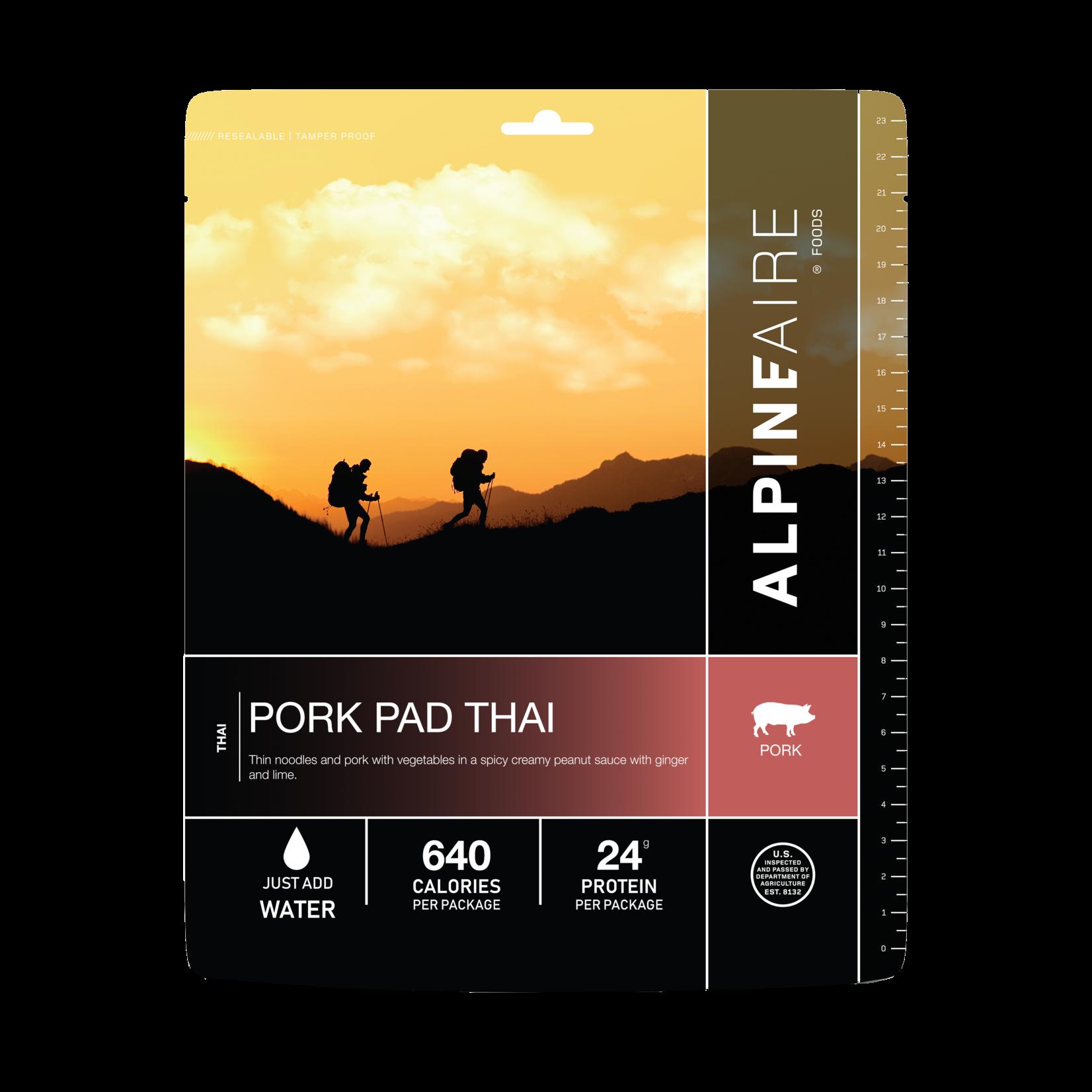 ALPINEAIRE Pork Pad Thai