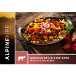 ALPINEAIRE Mexican Style Beef Bowl