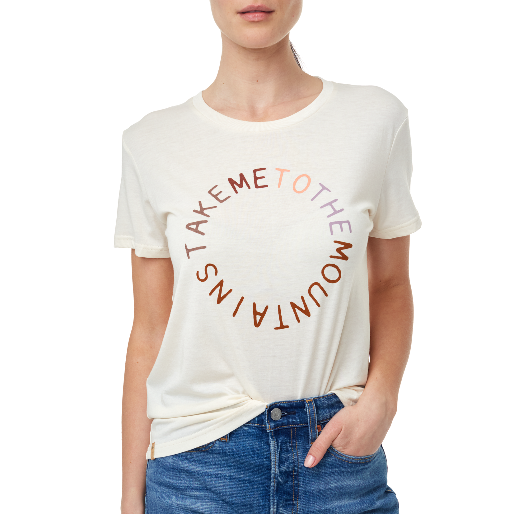 tentree® Women To The Mountains T-Shirt