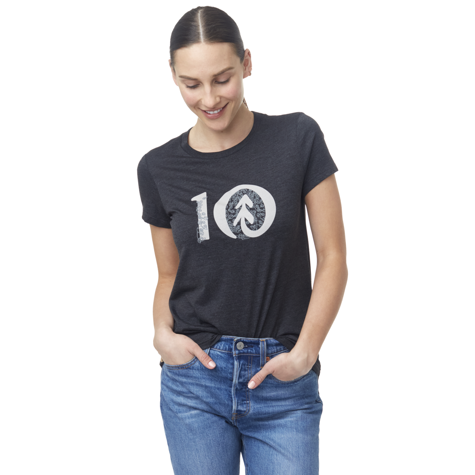 tentree® Women Vine Ten T-Shirt