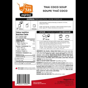 Happy Yak Thai Coco Soup