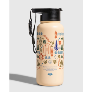 United By Blue Insulated Steel Bottle 32 oz