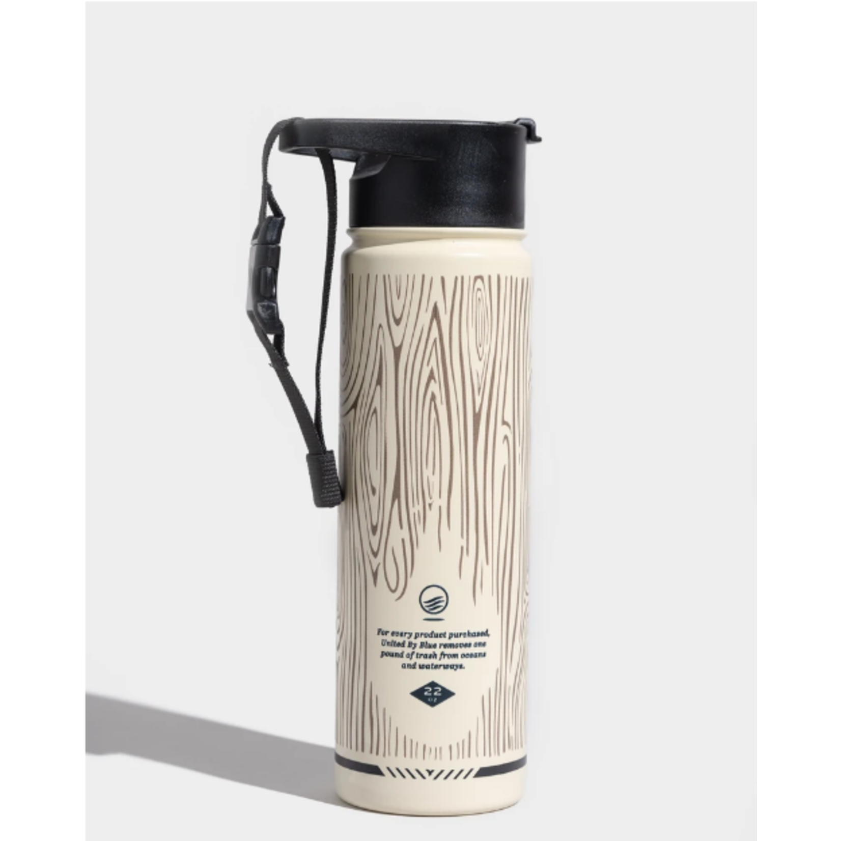 United By Blue Insulated Steel Bottle 22 OZ