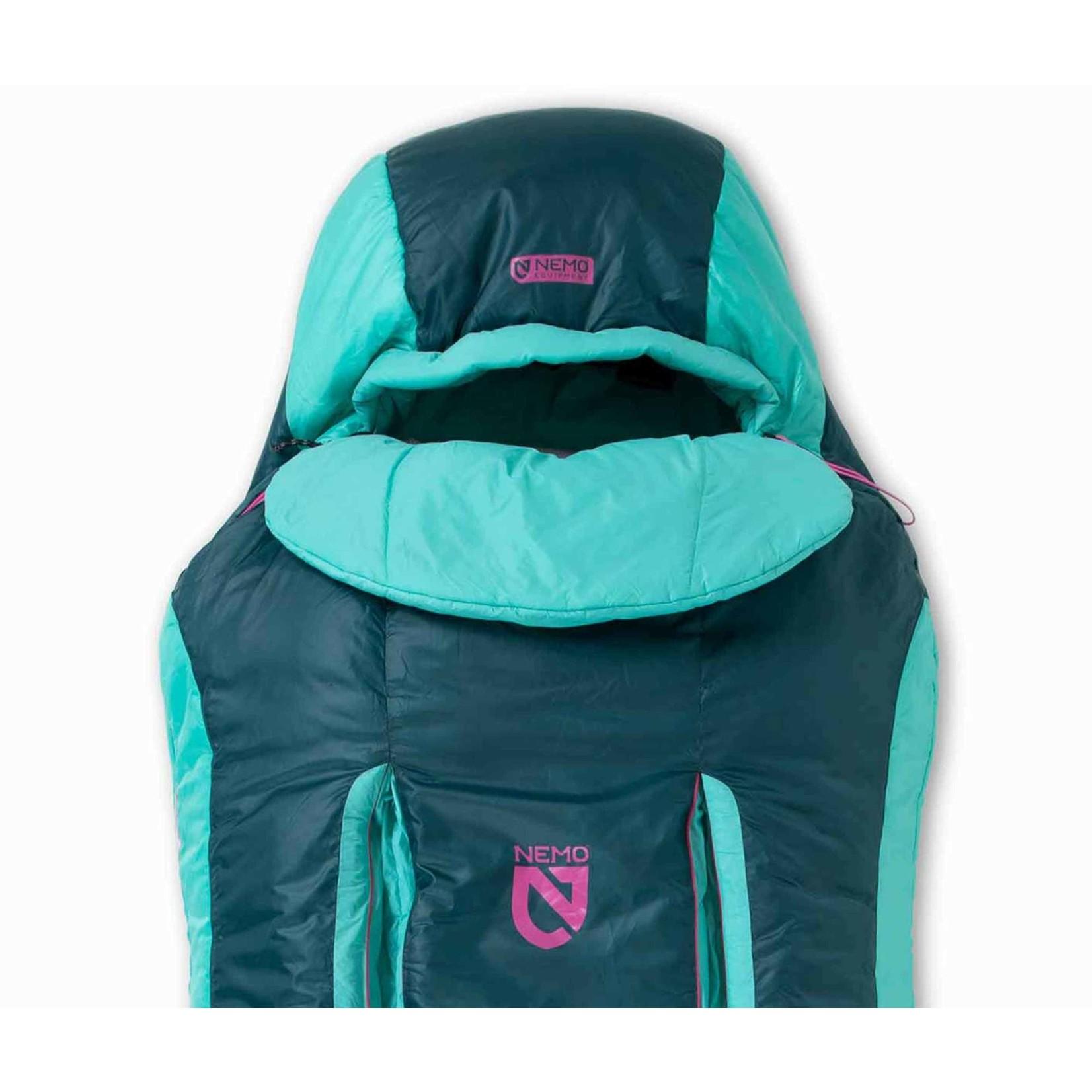 NEMO Forte™ 35  Women's Synthetic Sleeping Bag