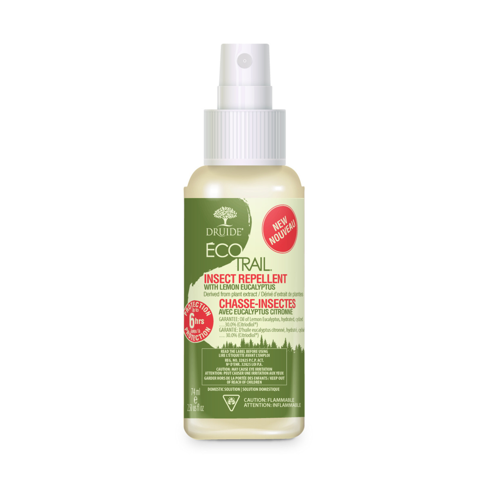 Druide Ecotrail Insect-Repellent Lotion 74ml