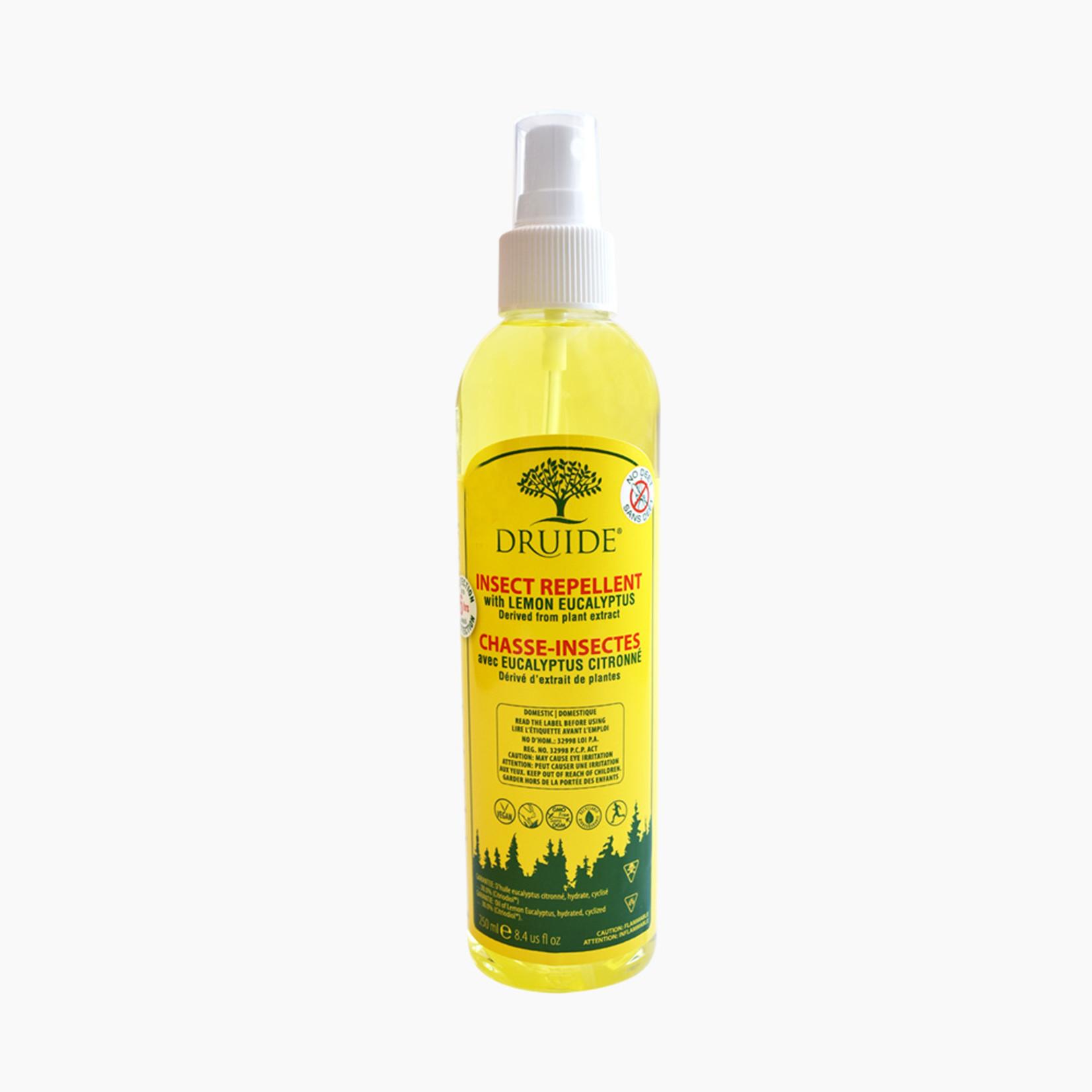 Druide Eucalyptus Citronella Insect-Repellent  Lotion