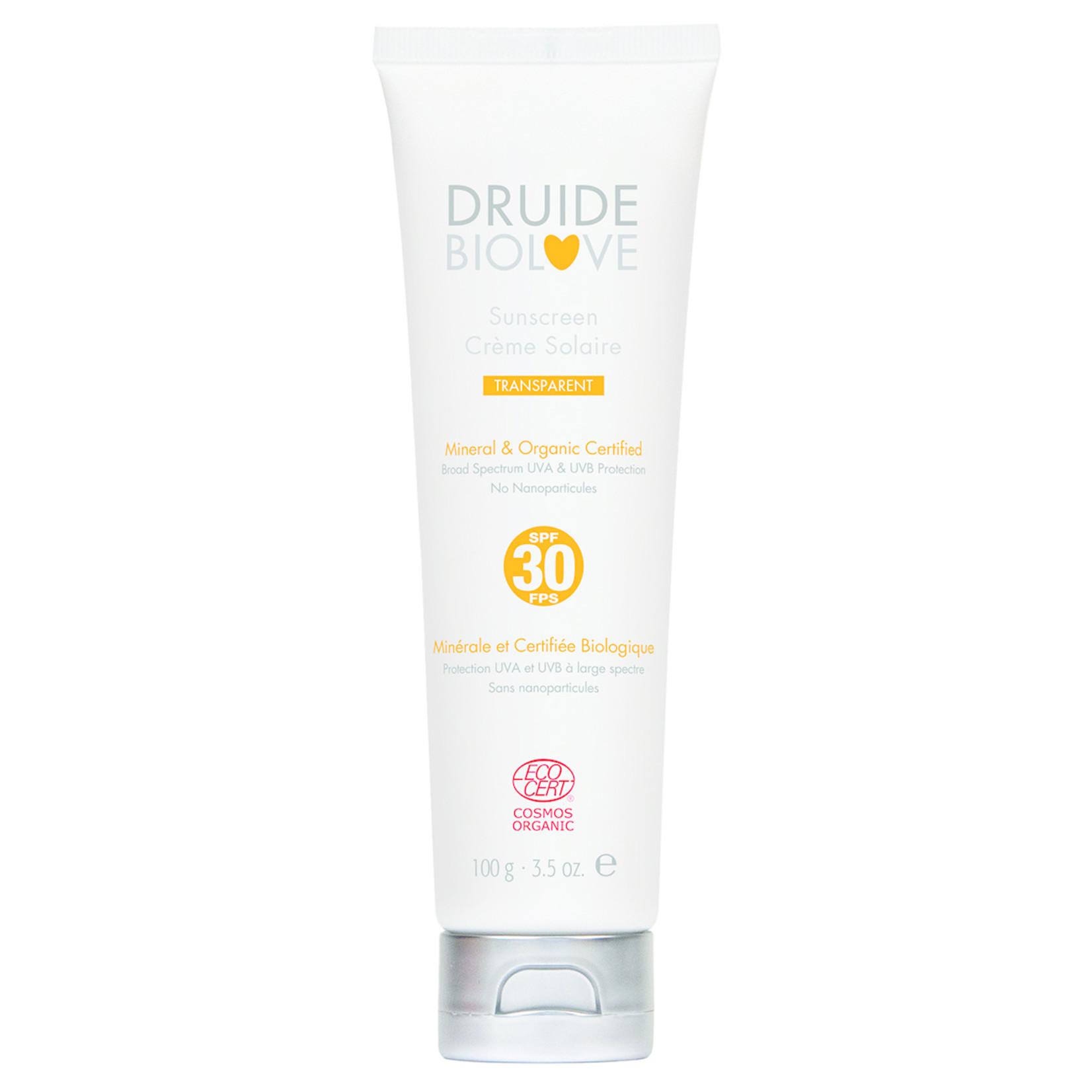 Druide Sunscreen  SPF-30