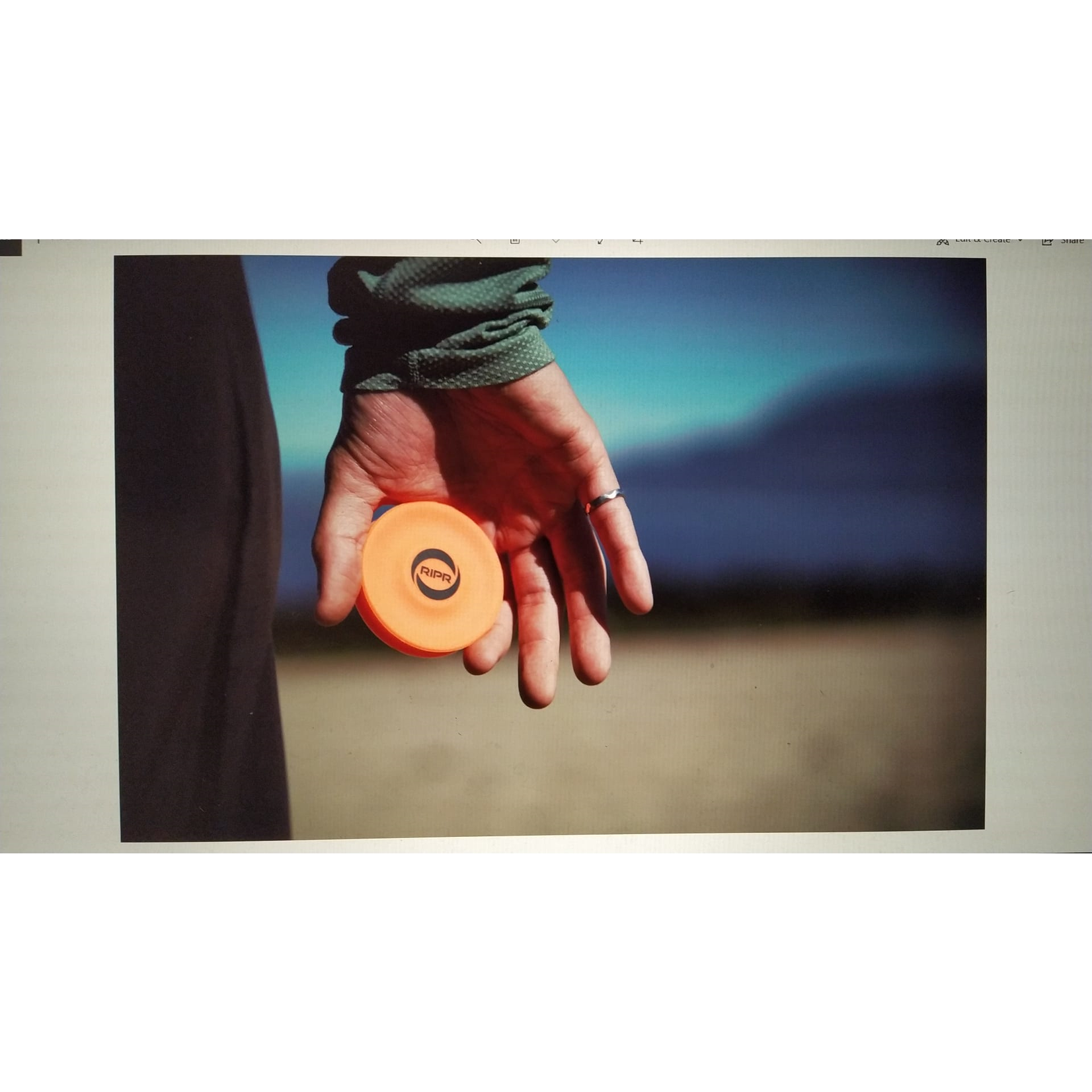 RIPR Mini Disc