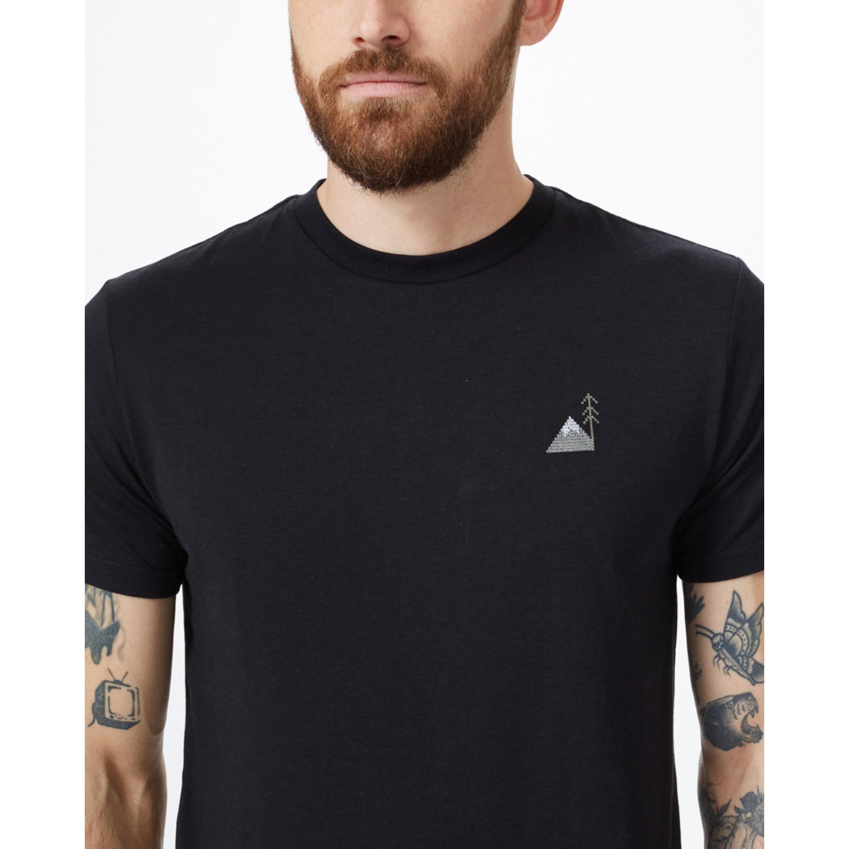tentree® Men Peaks Embroidery T-Shirt