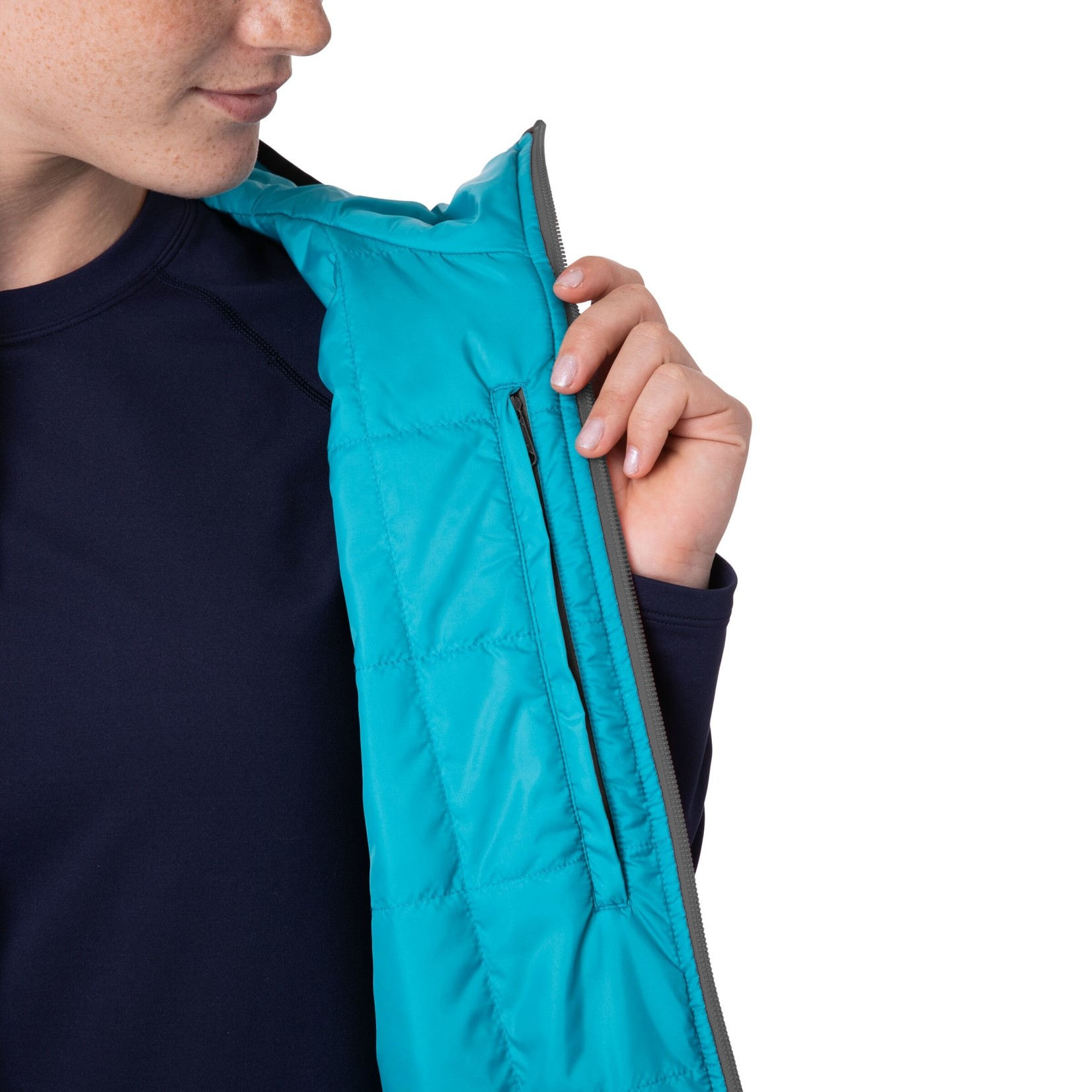 Cotopaxi Women's Teca Calido Hooded Vest