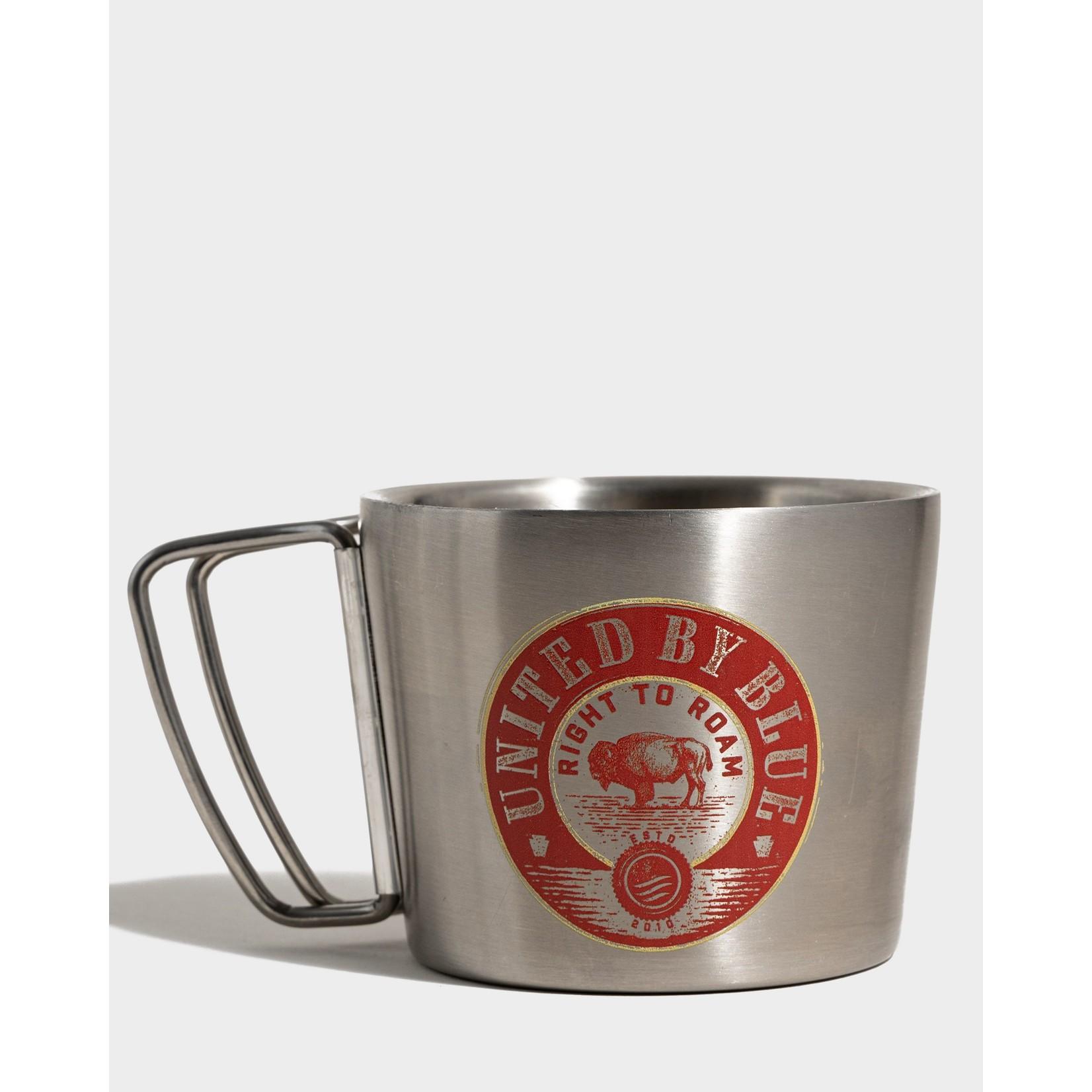 United By Blue 12 oz Convertible Mug