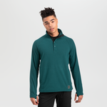 OR Outdoor Research Men's Trail Mix Snap Pullover