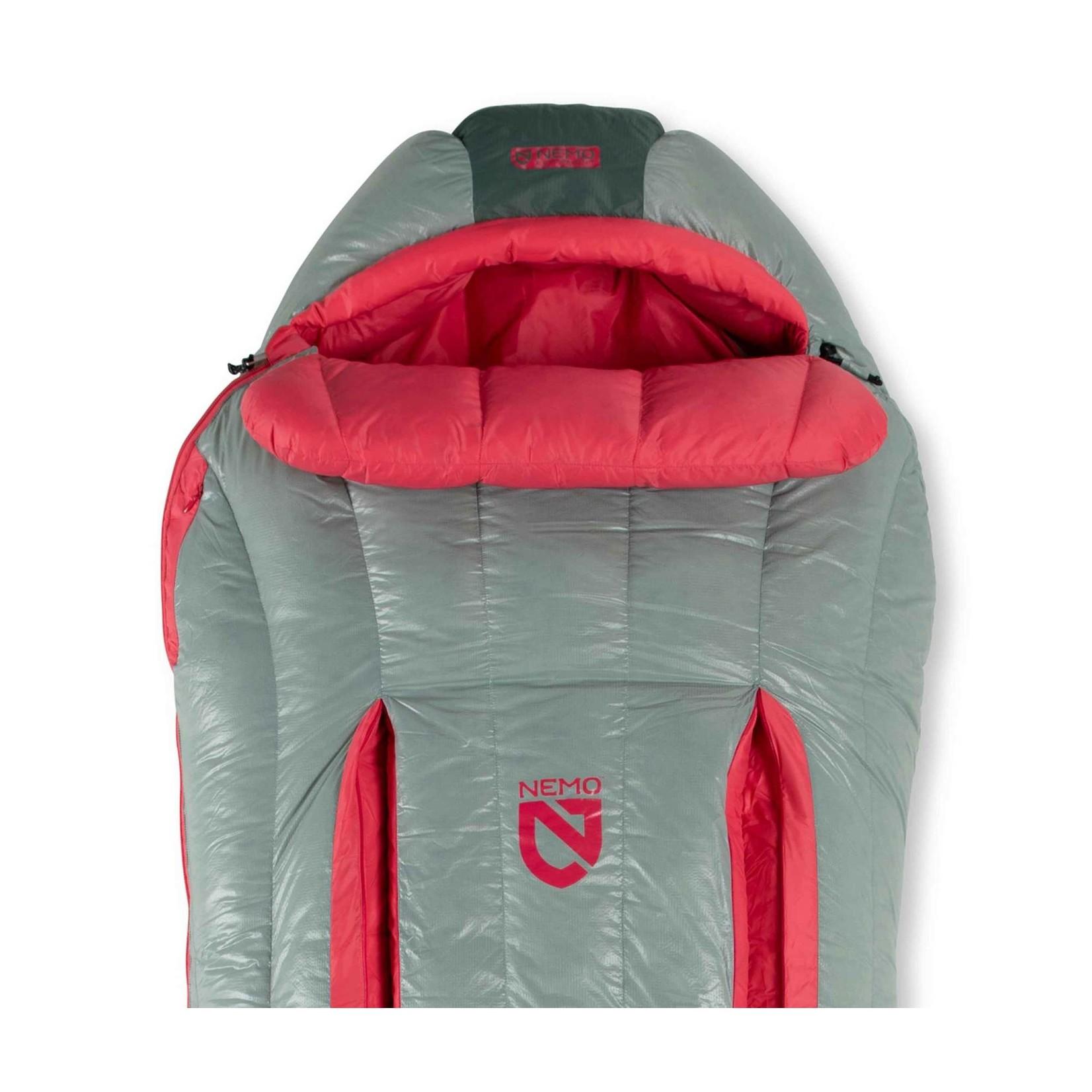 NEMO Riff™ women's down sleeping bag