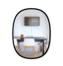 Hub Oval Mirror 18X24in