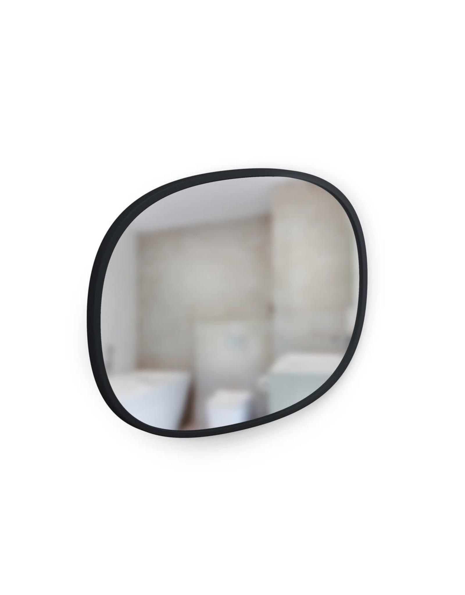 Hub Oval Mirror 18X24in