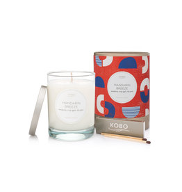 Mandarin Breeze Candle