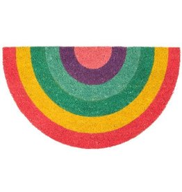 Doormat Rainbow