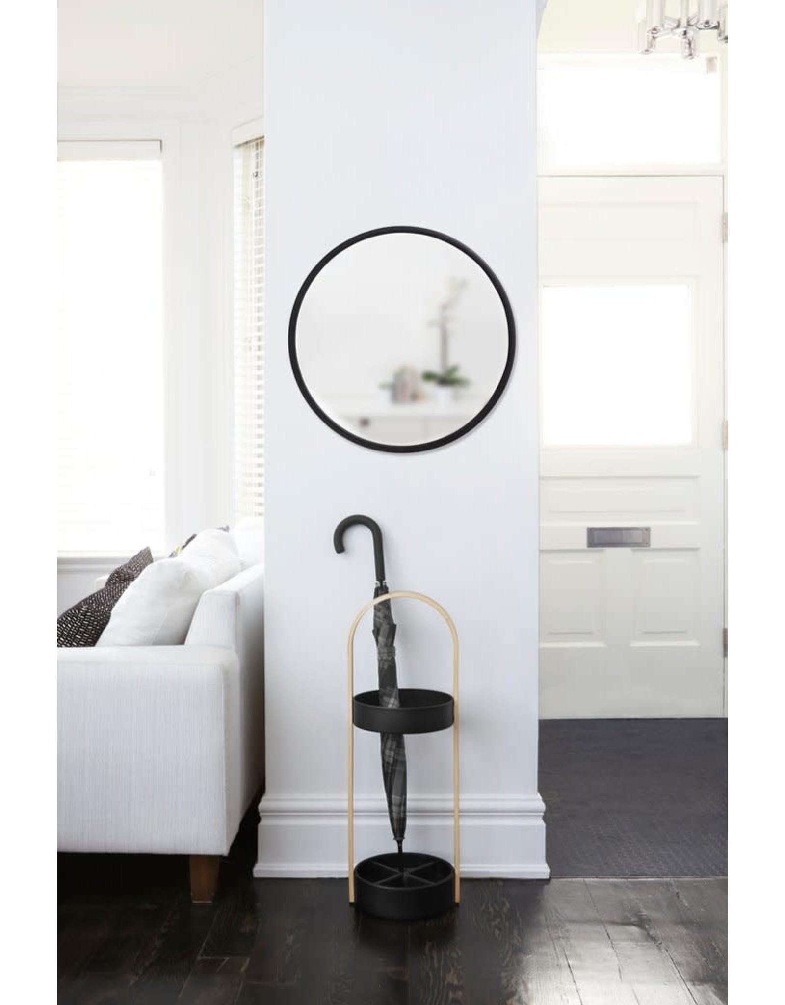 "Hub Wall Mirror 24"""