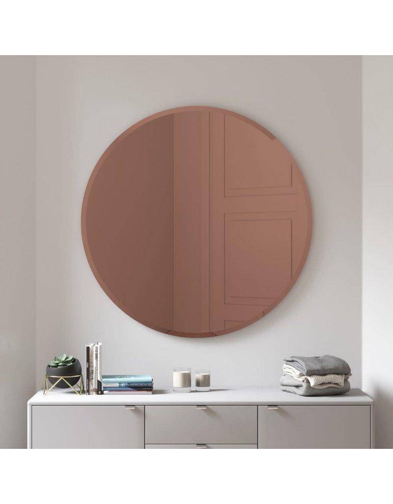 "Hub Bevy Wall Mirror 36"""