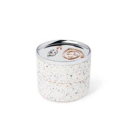 Tesora Terrazzo Jewelry Box