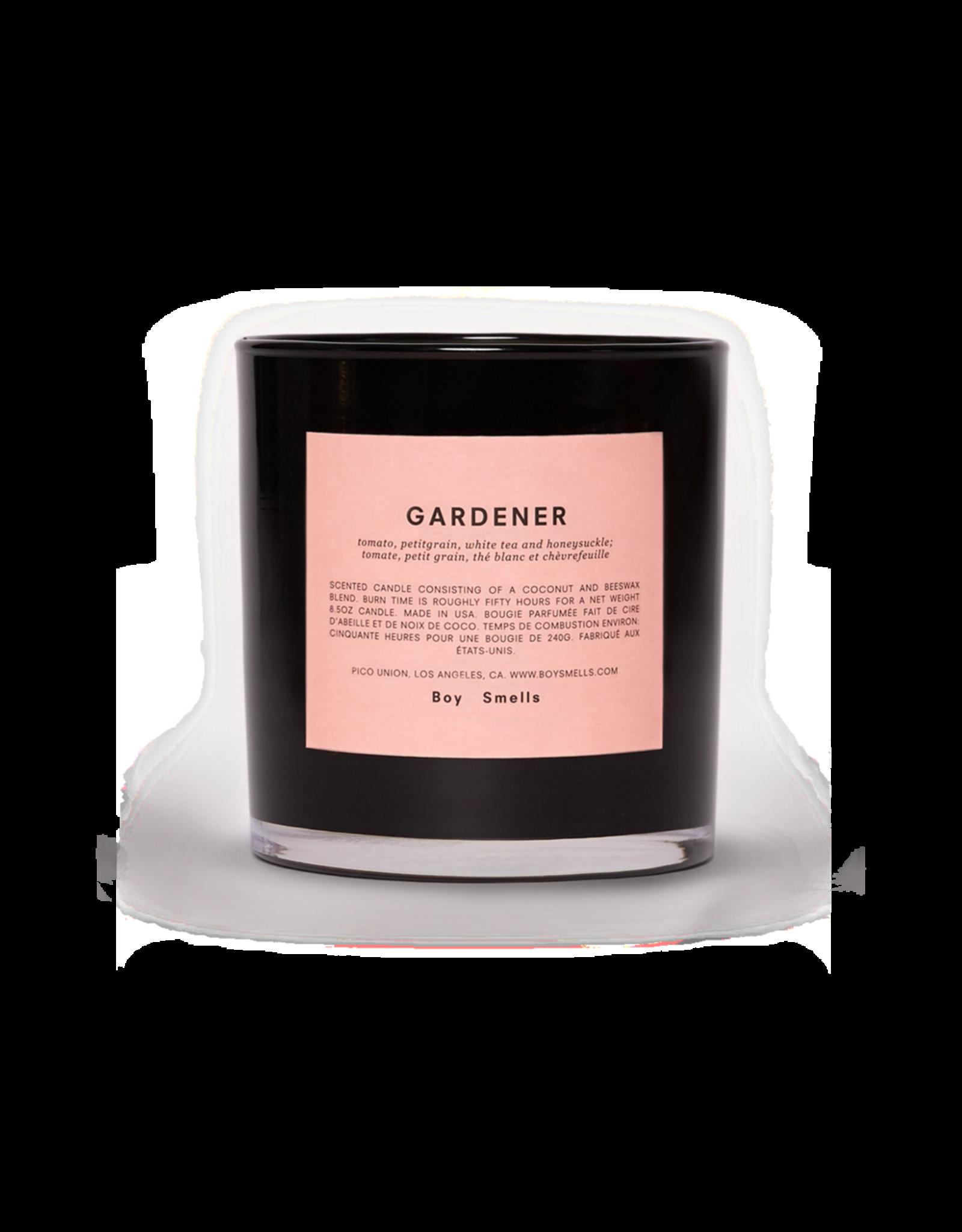 Gardener Candle