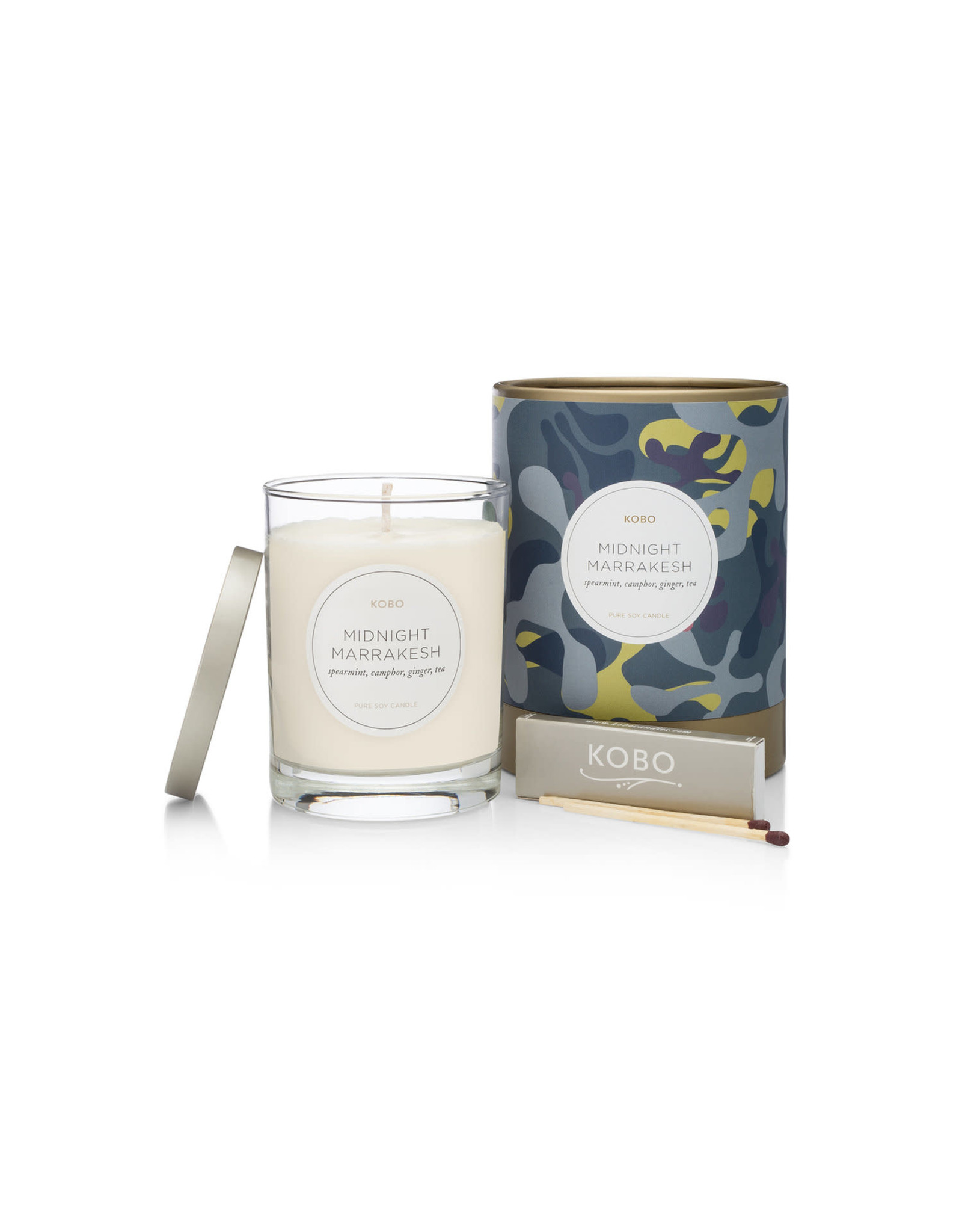 Midnight Marrakesh Candle