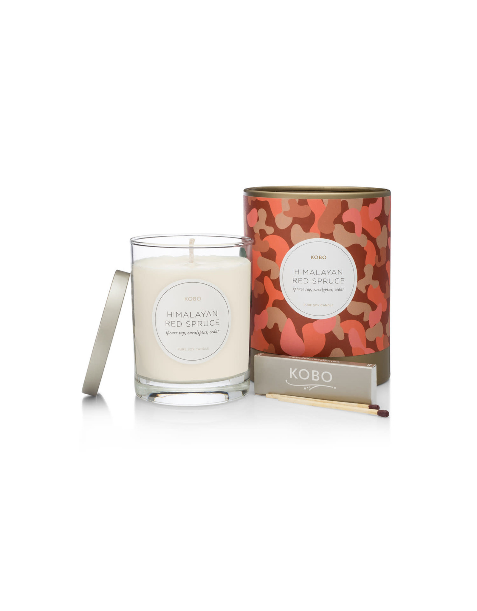 Himalayan Red Spruce Candle