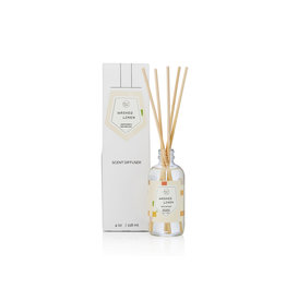 Washed Linen 4oz Reed Diffuser