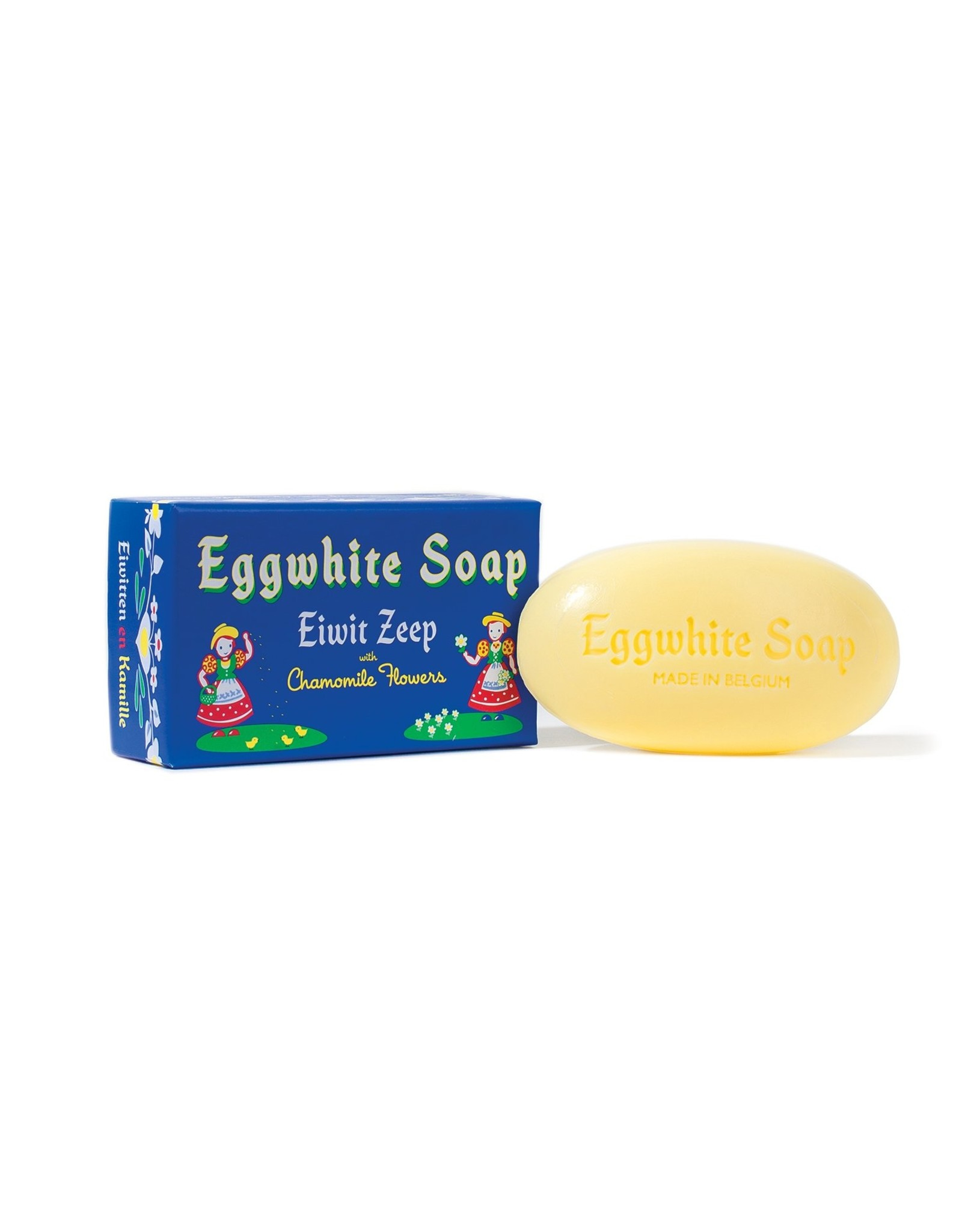 Eggwhite and Chamomile Flower Soap