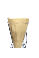 CHEMEX® BONDED FILTERS UNFOLDED HALF MOON (NATURAL)