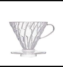 V60 Coffee Dripper 02 / Clear