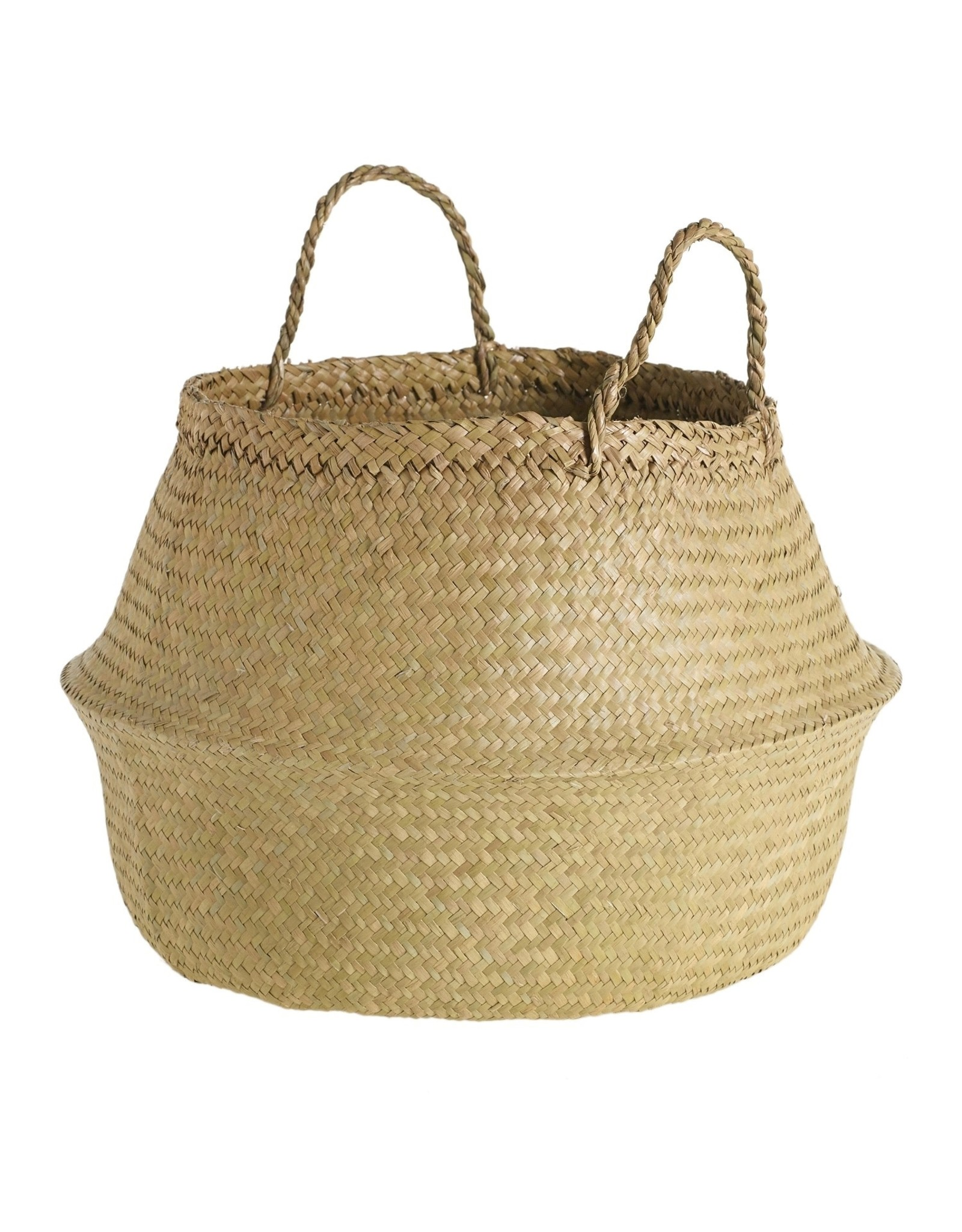 Woven  Basket in Natural