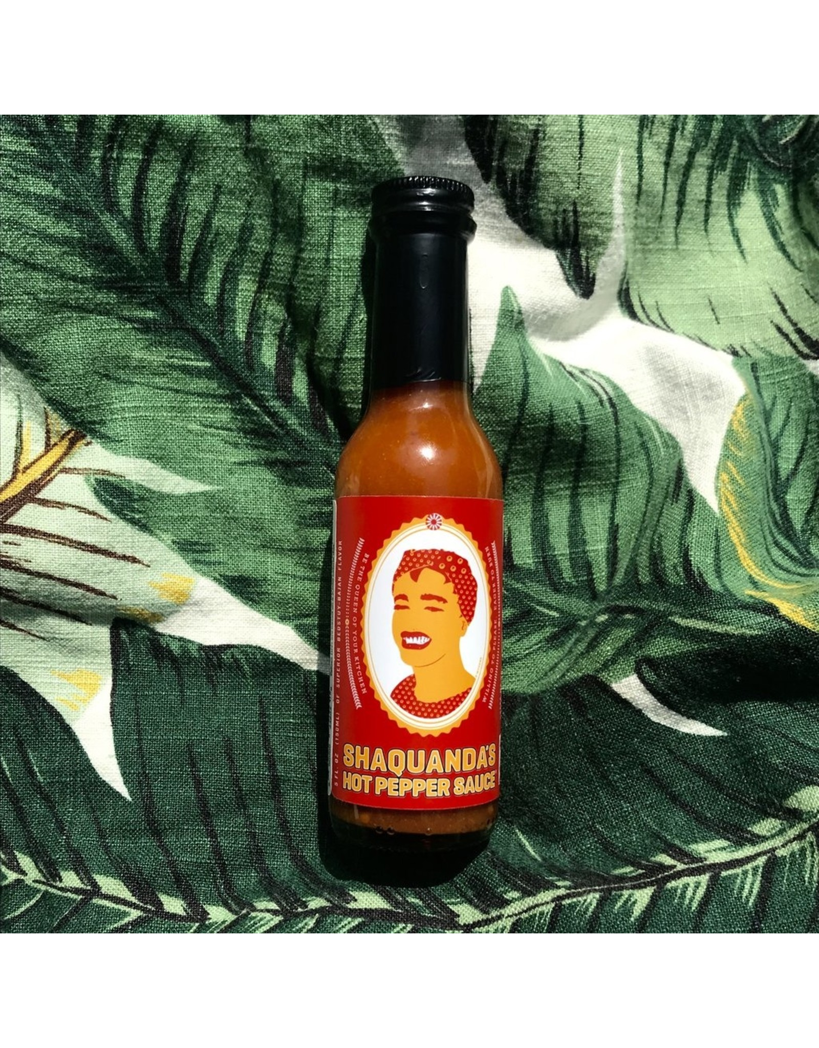 Shaquanda's Hot Pepper Sauce