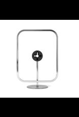 UMBRA Infinity Sqround 5x7 Photo Display in Chrome