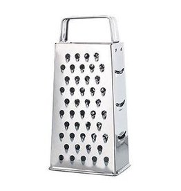 """Stainless Steel 9"""" Grater"""
