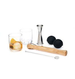 Muddled Cocktail Set