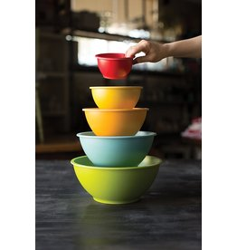 Set of 5 Ecologie Mixing Bowls