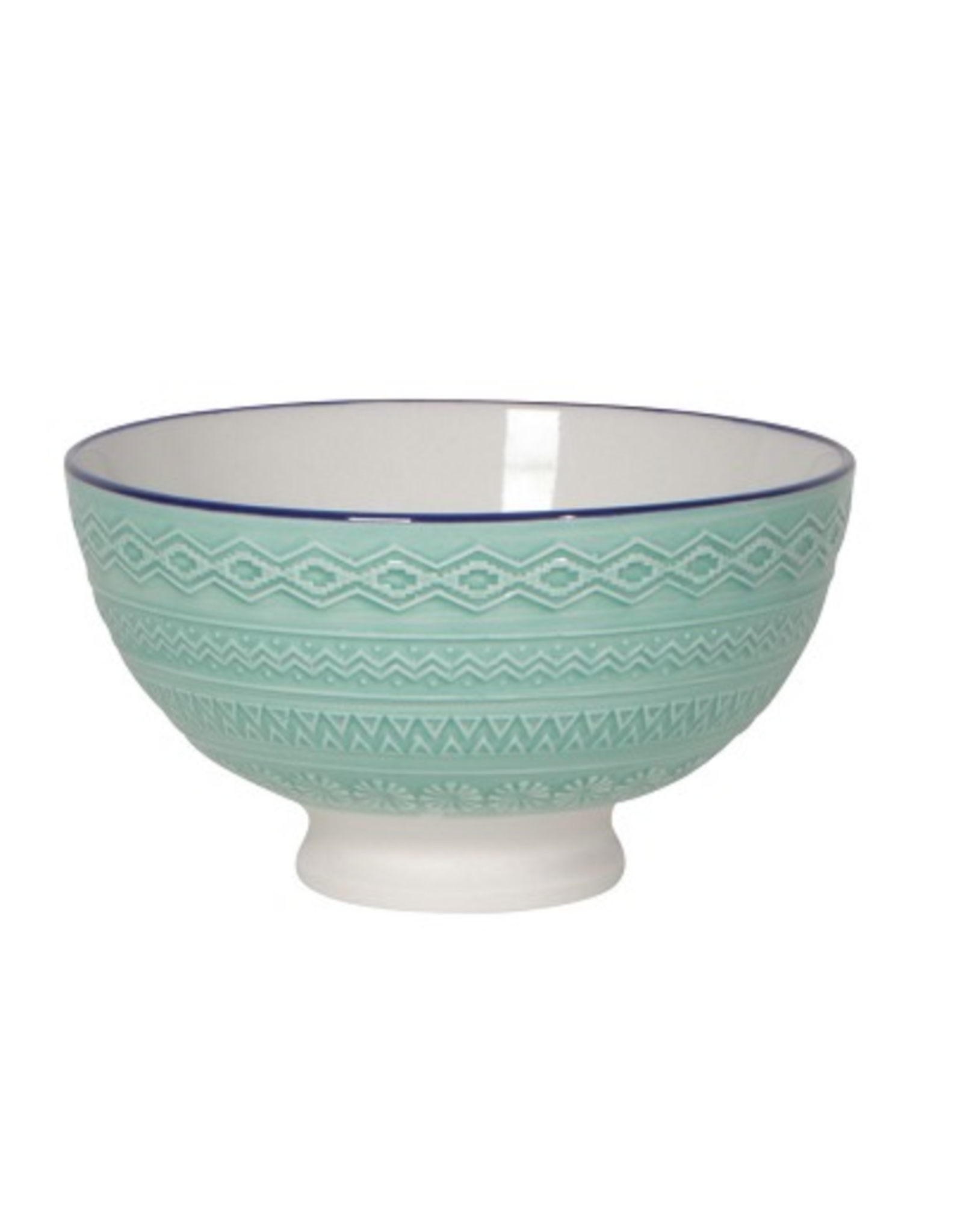 """NOW DESIGNS 4"""" Stamped Bowls"""