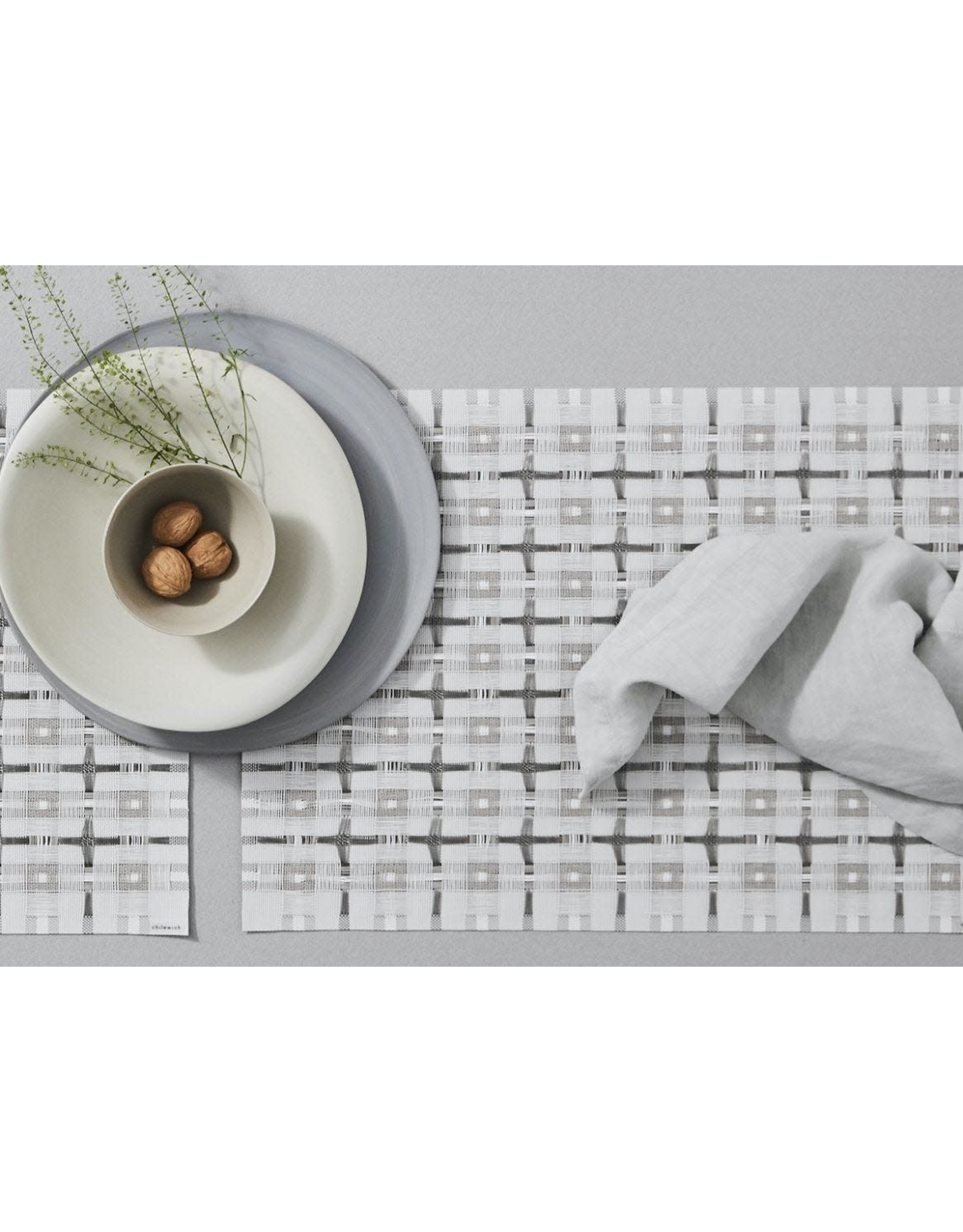 Hopscotch Placemat in Coconut