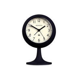 NWG Dome Clock in Petrol Blue