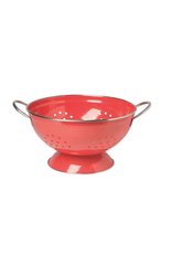 NOW 3qt Colander in Red