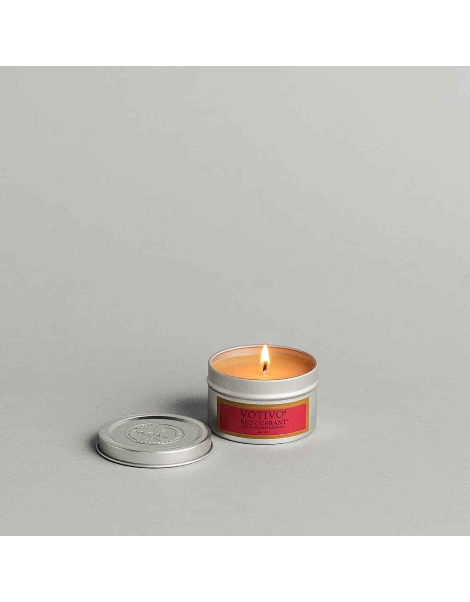 VOT Red Currant 4oz Travel Candle