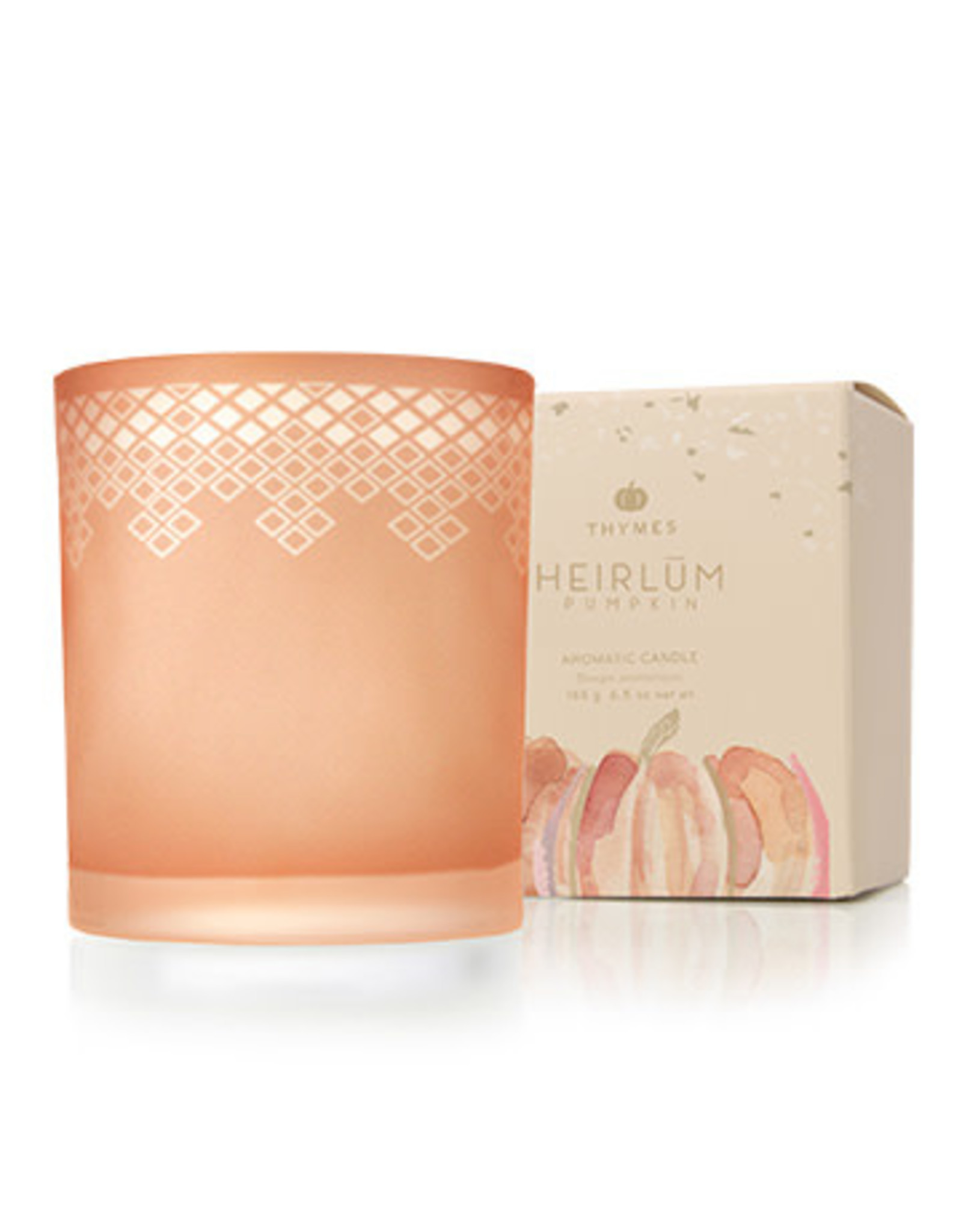 TYM Heirlum Pumpkin Poured Candle