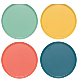 NOW Ecologie Side Plates (set/4) - Fiesta