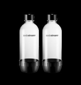 SOD 1 Liter Carbonating Bottles - 2 Pack