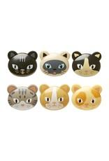 KIK Cat Bag Clips - Set of 6