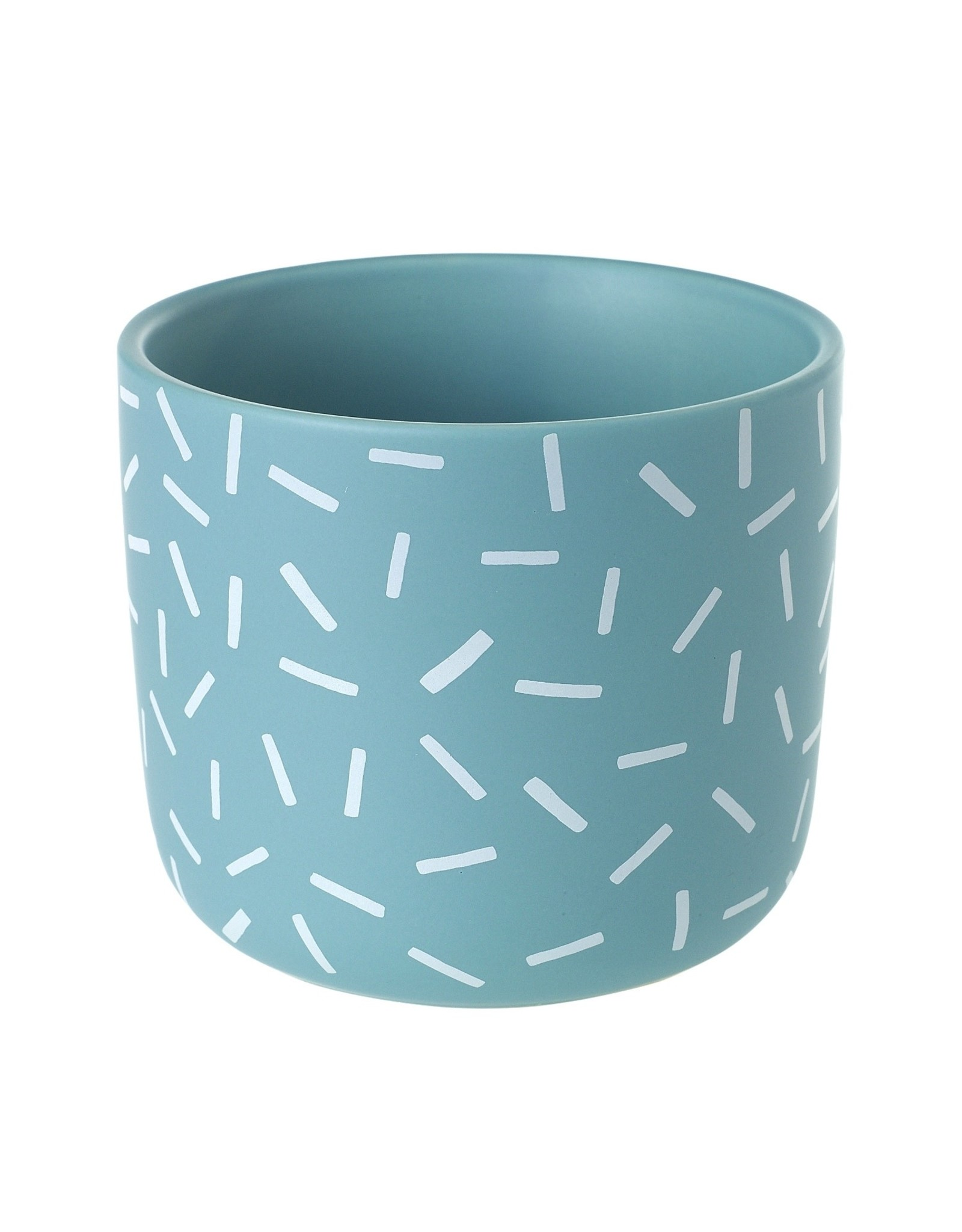 Sprinkle Pot in Teal