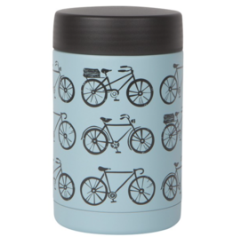 NOW Insulated Food Jars Sweet Ride Large